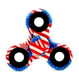 "2.47€ piece - Lot de 6 Hand spinner ""DRAPEAU"""
