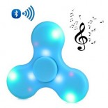 14.96€ piece - Hand spinner enseinte bluetooth avec led